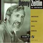 DENNY ZEITLIN At Maybeck album cover