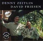 DENNY ZEITLIN Denny Zeitlin, David Friesen : Concord Duo Series Vol.8 album cover
