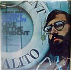 DENNY ZEITLIN Live At The Trident album cover