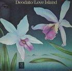 DEODATO Love Island album cover