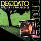 DEODATO Preludes & Rhapsodies album cover