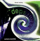 DEREK BAILEY Departures album cover