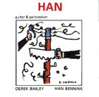 DEREK BAILEY Han album cover