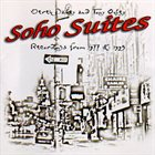 DEREK BAILEY Soho Suites - Recordings From 1977 & 1995 (with Tony Oxley) album cover