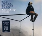DEREK TRUCKS Already Free Album Cover