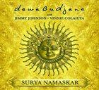 DEWA BUDJANA — Surya Namaskar album cover
