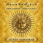 DEWA BUDJANA Surya Namaskar album cover
