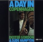 DEXTER GORDON A Day In Copenhagen (aka MPS Jazz Time Vol. 12) album cover