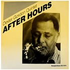 DEXTER GORDON After Hours album cover