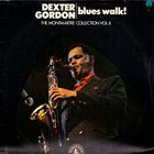 DEXTER GORDON Blues Walk album cover