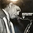 DEXTER GORDON Body And Soul album cover