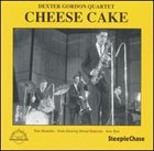 DEXTER GORDON Cheese Cake album cover