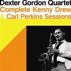 DEXTER GORDON Complete Kenny Drew & Carl Perkins Sessions album cover