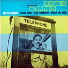 DEXTER GORDON Dexter Calling... album cover