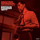 DEXTER GORDON Dexter Gordon Quartet : Espace Cardin 1977 album cover