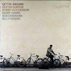 DEXTER GORDON Gettin' Around album cover