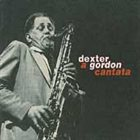 DEXTER GORDON Gordon Cantata album cover