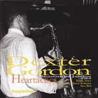 DEXTER GORDON Heartaches album cover