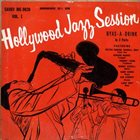 DEXTER GORDON Hollywood Jazz Session - Vol. 1 album cover