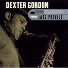 DEXTER GORDON Jazz Profile album cover