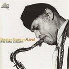 DEXTER GORDON Live at Montmartre album cover