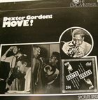DEXTER GORDON Move! album cover
