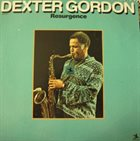 DEXTER GORDON Resurgence album cover