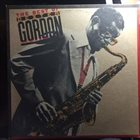 DEXTER GORDON The Best Of Dexter Gordon (1980) album cover
