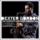 DEXTER GORDON The Complete Hamburg Concert album cover