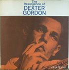 DEXTER GORDON The Resurgence of Dexter Gordon album cover
