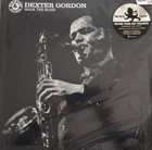 DEXTER GORDON Walk The Blues album cover