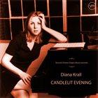 DIANA KRALL Candlelit Evening album cover