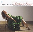 DIANA KRALL Christmas Songs (feat. The Clayton/Hamilton Jazz Orchestra) album cover