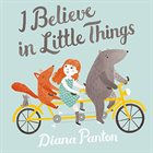 DIANA PANTON I Believe in Little Things album cover