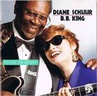 DIANE SCHUUR Diane Schuur & B.B. King : Heart To Heart album cover