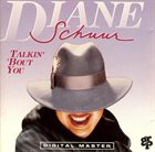 DIANE SCHUUR Talkin' 'bout You album cover