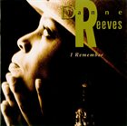 DIANNE REEVES I Remember album cover