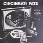 DICK HYMAN Cincinnati Fats album cover