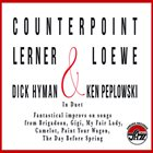 DICK HYMAN Counterpoint album cover
