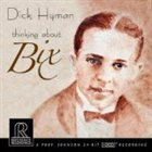DICK HYMAN Thinking About Bix album cover