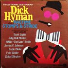 DICK HYMAN Traditional Jazz Piano album cover