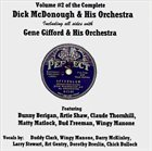 DICK MCDONOUGH Dick McDonough & His Orchestra, Vol. 2 album cover