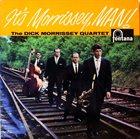 DICK MORRISSEY The Dick Morrissey Quartet : It's Morrissey, Man! album cover