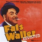 DICK WELLSTOOD Fats Waller Revisited album cover