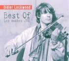 DIDIER LOCKWOOD Best of - Les années JMS album cover