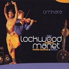 DIDIER LOCKWOOD Omkara (with Raghunath Manet) album cover