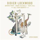 DIDIER LOCKWOOD Open Doors album cover