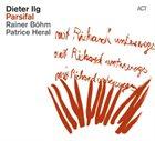 DIETER ILG Parsifal album cover