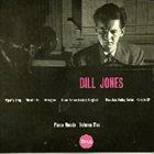 DILL JONES Piano Moods Volume Five album cover