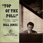 DILL JONES Top of the Poll ! album cover